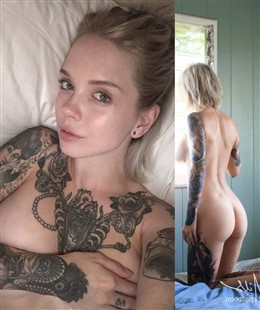 Sara X Mills Nude Youtuber Leaked Photos