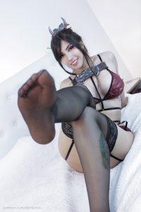 Danielle Vedovelli Taki Cosplay