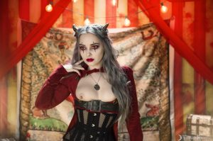 Genevieve Circus Of The Damned (ForbiddenRealm)