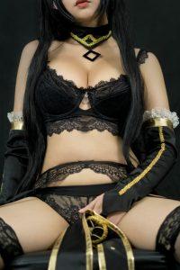 Hana Bunny Semiramis Lingerie Cosplay