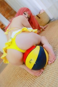 Hidori Rose My Bikini Honoka Cosplay