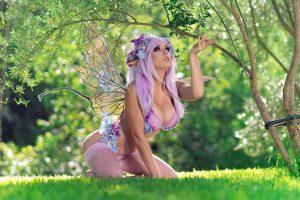 Jessica Nigri as Spring Fairy