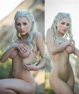 Rolyatistaylor NSFW Daenerys Targaryen Khaleesi (Game of Thrones)