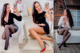 Vanessa Pur Lewd Lingerie Patreon Video