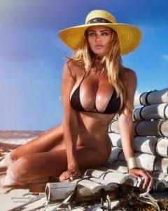 Dana Hamm Nude Instagram Model Photos