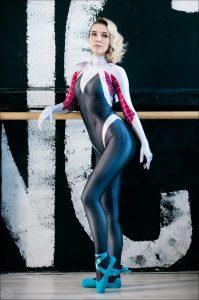Helen Stifler Spider Gwen Cosplay