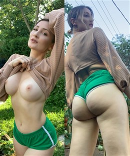 Holly Wolf Nude Garden of Eden Photos
