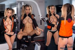 Liz Katz Nude Naruto Cosplay Video