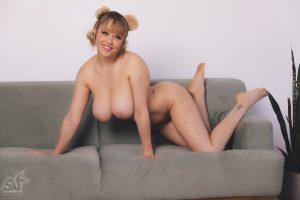Sabrina Nichole as Teddy Bear