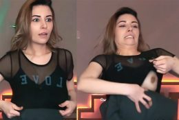 Twitch Thot Alinity Nude Boob Slip Video