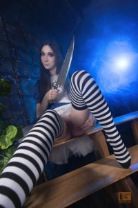 VanDych Alex Alice Madness Returns