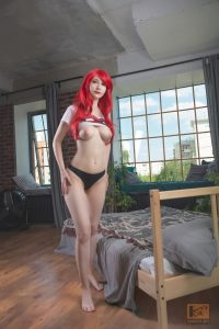 VanDych Mary Jane Nude Cosplay