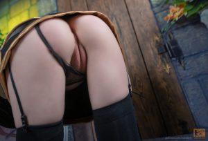 Alina Cat Nude [VanDych] Astolfo Cosplay