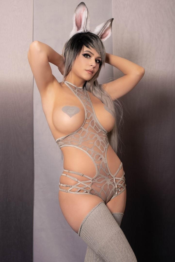 Daniellebaloo Naked Bunny Onlyfans Photos