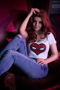 Helly Valentine as Mary Jane Watson