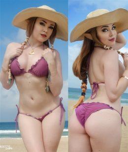 JinxKittieCosplay Bikini Zelda Photoset