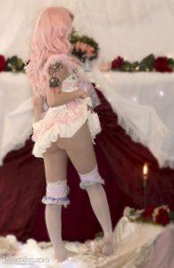 Lumidoom Nude Kawaii Cupid