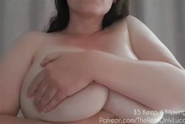 TheOnlyLuca Patreon Breast Massage Video