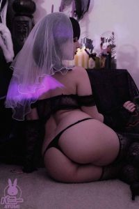 Bunny Ayumi Wife Mavis