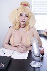 Hana Bunny Humanoid Isabelle