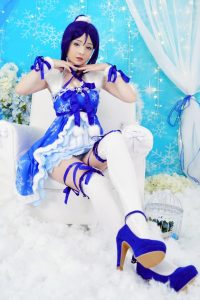 Hidori Rose Kanan Matsuura Snow Version