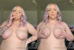 Corabluu OnlyFans Topless Leaked Video