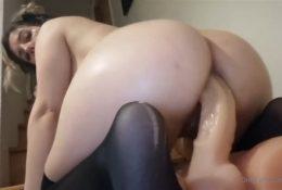 Princess Berpl Nude Anal Dildo Fuck Porn Video