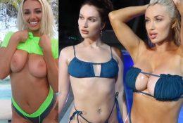 lacikaysomers Topless Vlog Baddies in Vegas OF Video