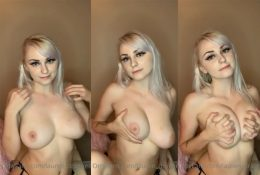 Lauren Dragneel OnlyFans Nude Big Tits Tease Video