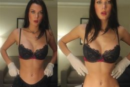 ASMR Sabrina Vaz 🖐🏼 Gloves and Handlotion! 🎤🎧 Video Leaked