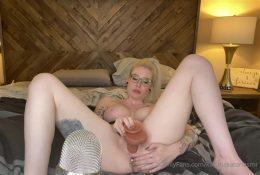 Karuna Satori ASMR Nude Butt Plug Dildo Fuck Video Leaked
