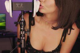 LexiKin ASMR Passionate Kisses Video Leaked