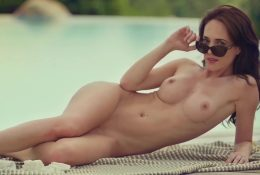 Bianka Helen Nude PlayBoy Plus Poolside Relaxation Video
