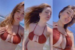 Natalia Fadeev OnlyFans Beach Video Leaked
