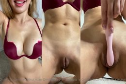 Valentina Victoria Porn Dildo Masturbating Leaked Video