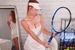 Ginger ASMR Erotic Wimbledon Competition Video Leaked