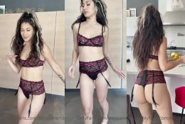 Lexy Panterra Sexy Lingerie Dance Video Leaked