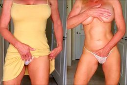 Reba Fitness Nude Yellow Dress Haul Video Leaked