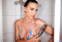 Gina Carla ASMR Shower Of Love Video Leaked
