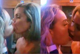 Pamela ASMR French Kissing Video