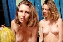 Rain Florence Nude YouTuber Video Leaked
