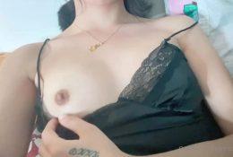 Ant Martinez Topless Tease Kittiolic Video Leaked
