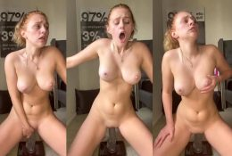 Carrot Cake Nude Dildo Riding Onlyfans Video Leaked