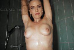 Gina Carla Nude Shower Premium ASMR Video Leaked